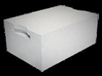 стеновой газобетонный блок с захватом