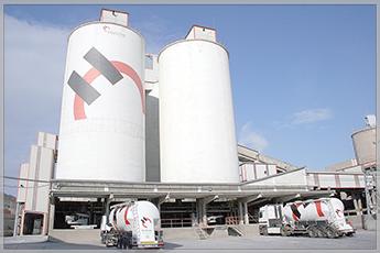 Белый цемент производство