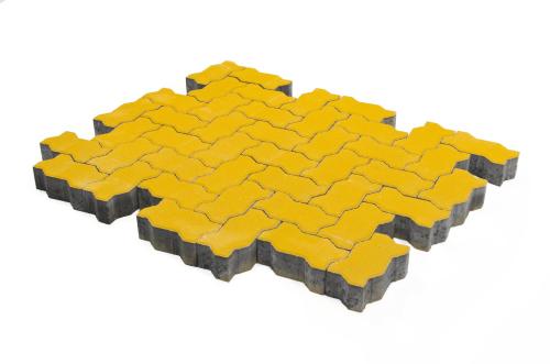 ВОЛНА желтый