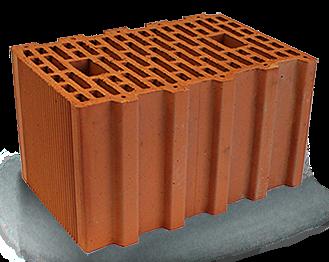 Крупноформатный керамический блок Кетра 38