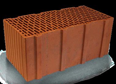Крупноформатный керамический блок Кетра 44