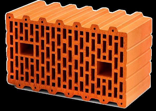 Крупноформатный керамический блок Термоблок 44